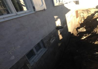 Grunddränering Djursholm